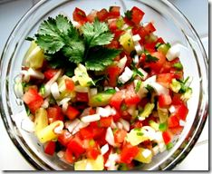 PineapplePicodeGallo