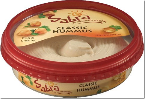 10oz Classic Hummus High Res