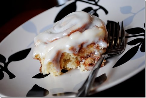 No Yeast Required Cinnamon Rolls Iowa Girl Eats