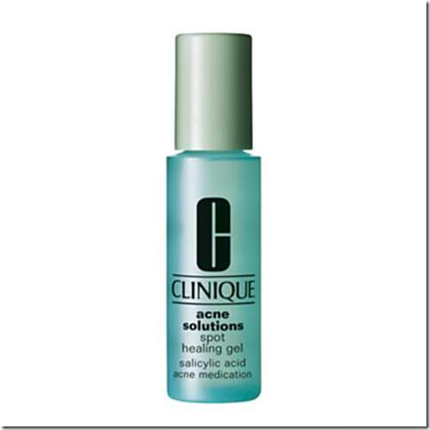 Clinique_AcnespotHealing Gel