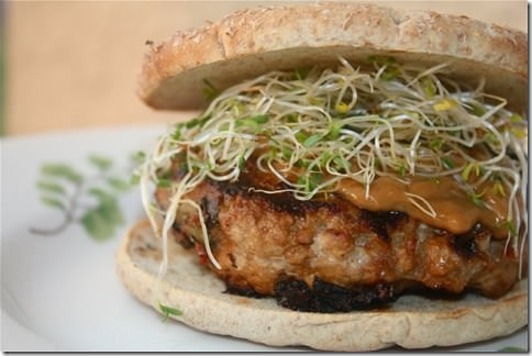 Asian-Turkey-Burgers