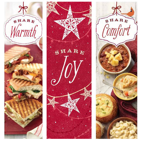 Month of Holiday Giveaways: 4 Panera Gift Cards! - Iowa Girl Eats
