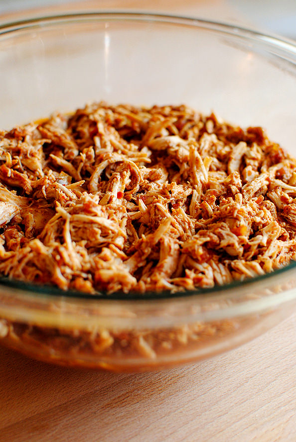 Crock pot chicken tacos with mexican rice iowa girl eats 30 forumfinder Image collections