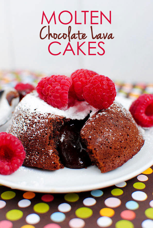 Molten Chocolate Lava Cakes Iowa Girl Eats