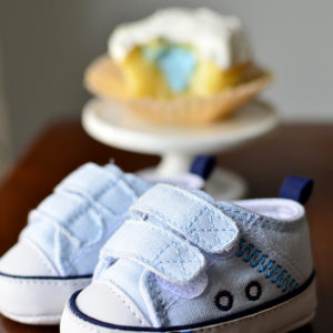 Baby Gender Reveal Cupcakes + Friday Favorites