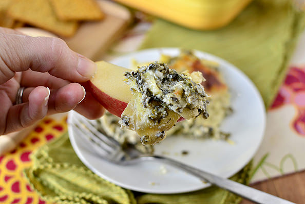 Spinach and Artichoke Dip Chicken | iowagirleats.comd-Artichoke-Dip-Chicken_13_mini