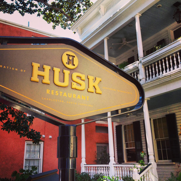 HUSK in Charleston, SC | iowagirleats.com