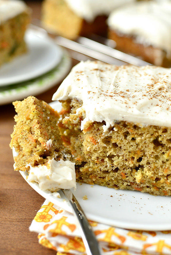 Carrot Cake Recipe With Pineapple Tidbits