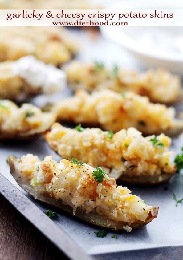 Garlicky-and-Cheesy-Crispy-Potato-Skins-Diethood_mini