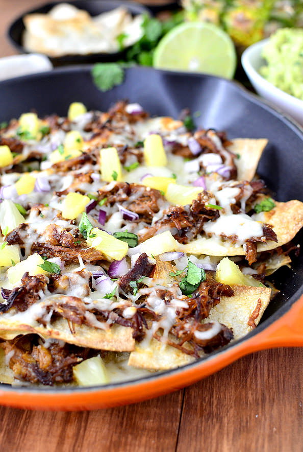 Hawaiian-Pulled-Pork-Skillet-Nachos-with-Pineapple-Guacamole-iowagirleats.com-12_mini