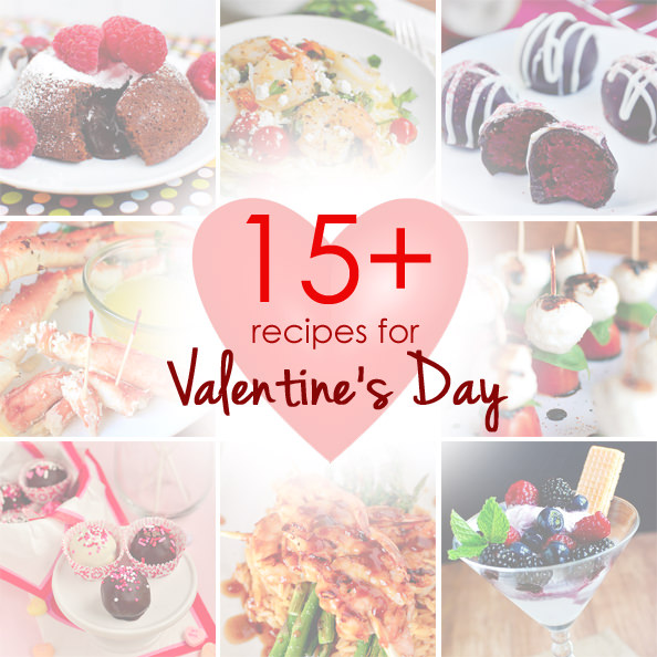 15+ recipes for valentine's day - iowa girl eats, Ideas