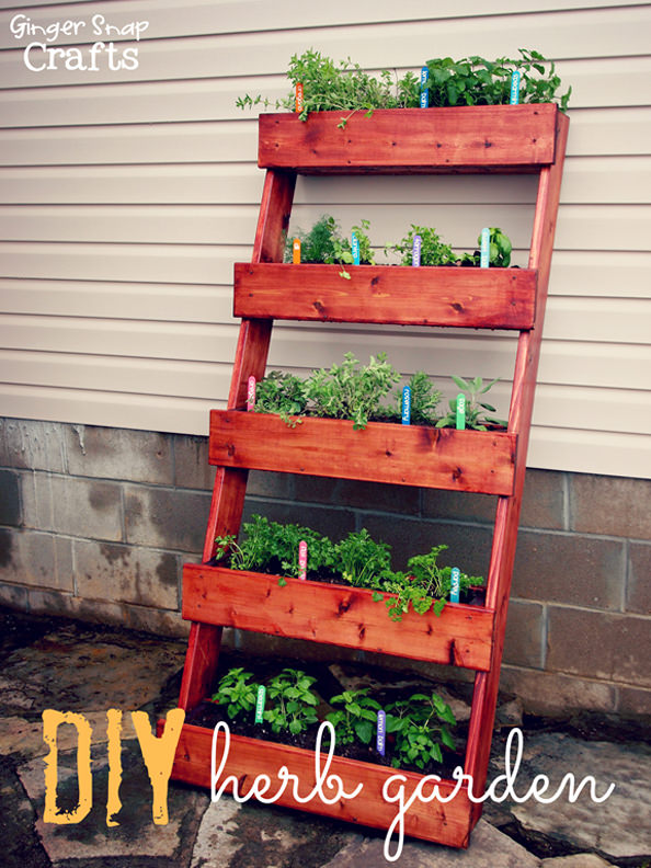 DIY herb garden with The Home Depot_thumb_mini