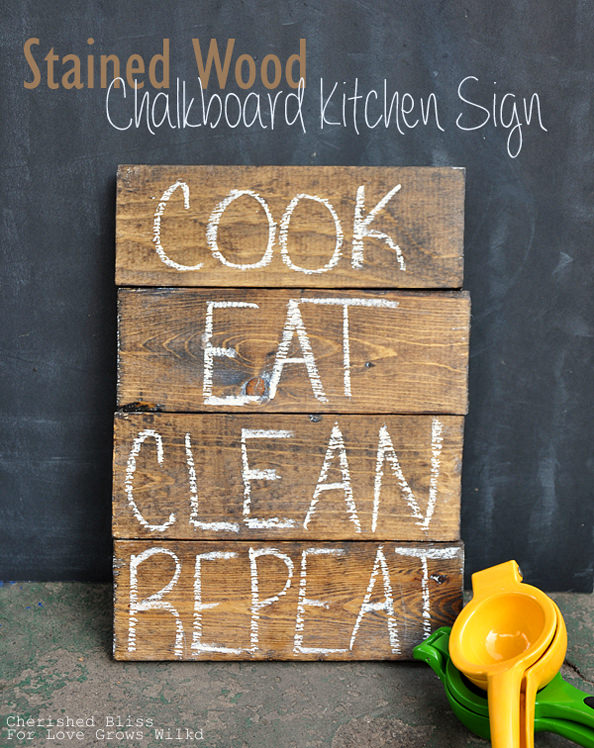 Stained-Wood-Chalkboard-Kitchen-Sign_mini