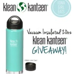Klean Kanteen 20oz Vacuum Insulated Giveaway - CLOSED
