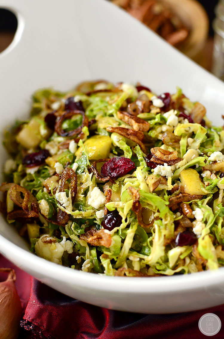 Brussel Sprout Recipes Balsamic