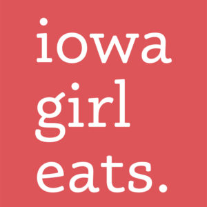 New Iowa Girl Eats Blog Tour!