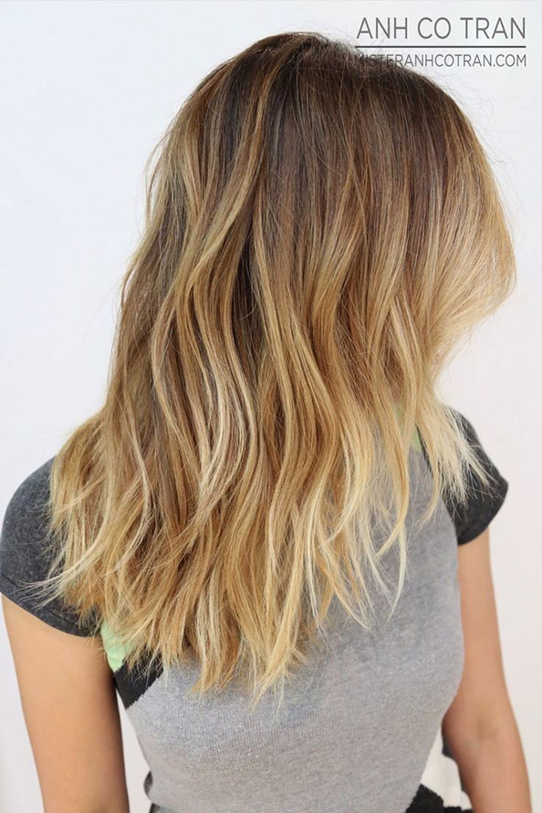 Blended-Ombre-Hairstyle