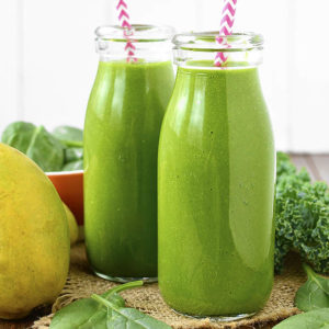 Best-Ever Green Smoothie (For the Green Smoothie Skeptics!) VIDEO