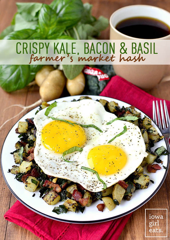 Crispy-Farmers-Market-Kale-Bacon-and-Basil-Hash-iowagirleats