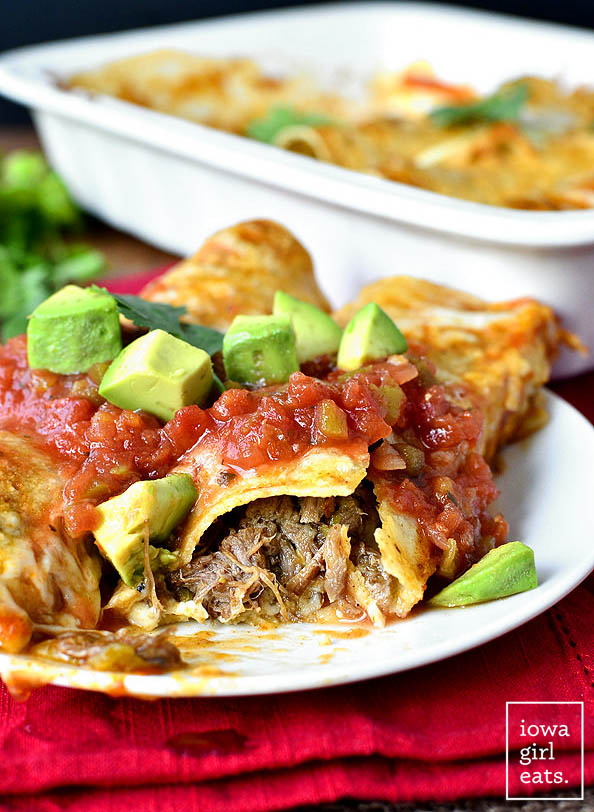 Crock-Pot-Shredded-Beef-Enchiladas-iowagirleats