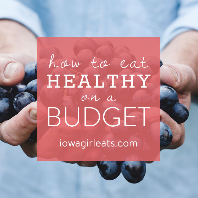 Eat deliciously and inexpensively with these helpful tips for how to eat healthy on a budget. | buzzpur.info