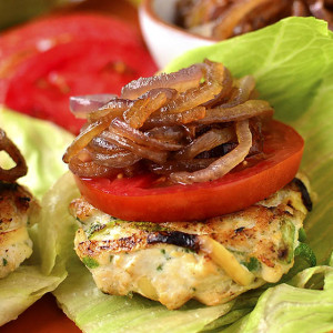 Italian-Style Chicken Sliders