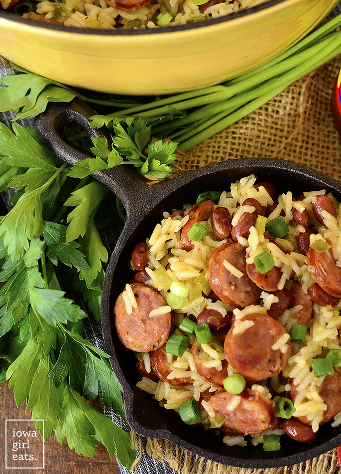 One Pot Red Beans and Rice is an easy and affordable one pot dish that the entire family will love. Get a taste of the south in under 30 minutes!   buzzpur.info