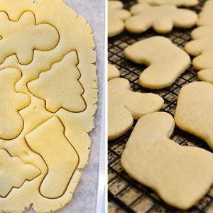 Soft and Chewy Gluten Free Sugar Cookies (Cut Out and Drop Options)
