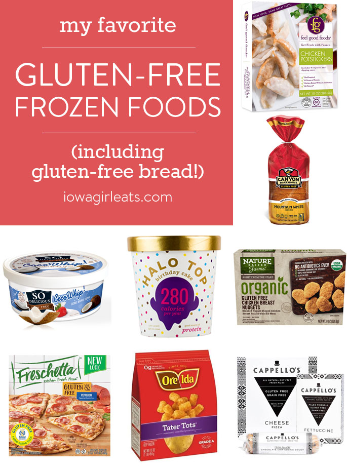 Our Favorite Gluten Free Frozen Foods What To Buy At The Grocery Store
