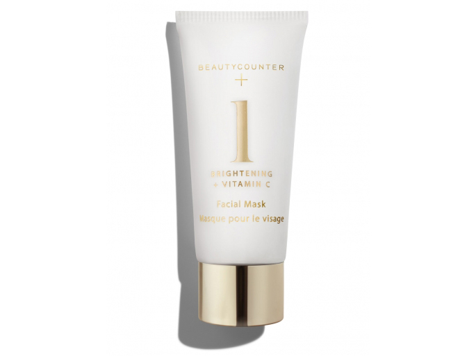 Bottle of Beautycounter Brightening Mask