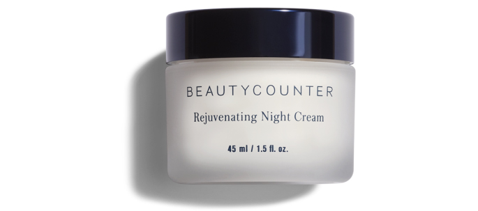 Bottle of Beautycounter Rejuvenating Night Cream