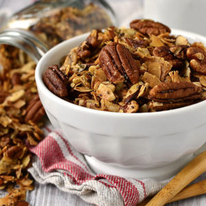 The Best Grain Free Granola