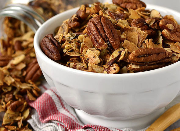 Featured image of The Best Grain Free Granola