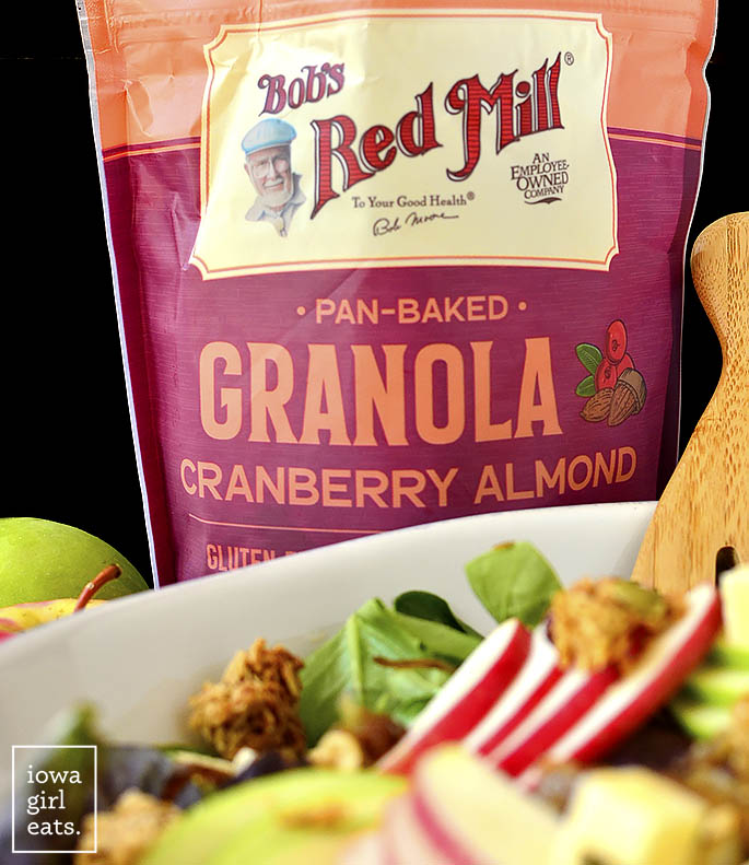 Bob's Red Mill Cranberry Almond Granola