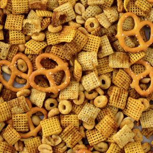 Small Batch Chex Mix