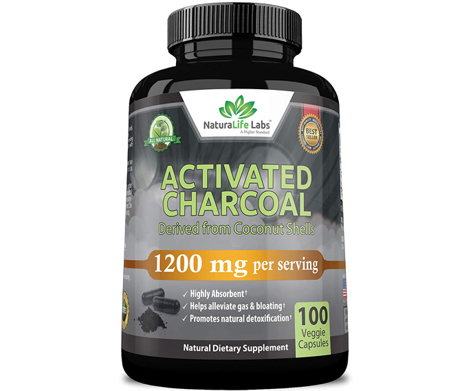 Nature Life Labs Activated Charcoal